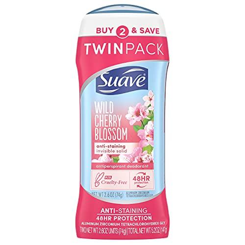 Suave Deodorant Antiperspirant & Deodorant Stick...