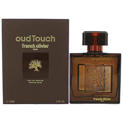 Frank Oliver Oud touch eau de parfum spray for men, 3.4...