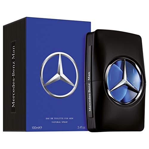 Mercedes-Benz Eau de Toilette Man, Blue,Citrus and...