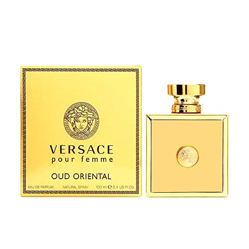 Versace Oud Pour Femme Oriental Eau de Parfum Spray 3.4...