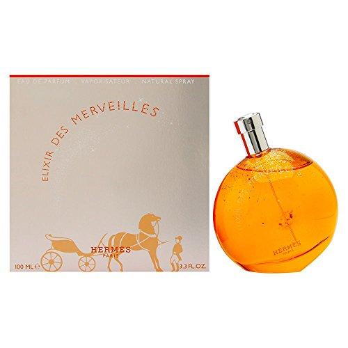 Elixir Des Merveilles by Hermes for Women 3.3 oz Eau de...