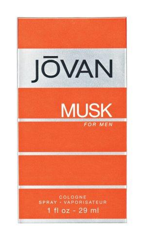 Jovan Musk for Men Cologne Spray by Jovan, 1 Fluid...