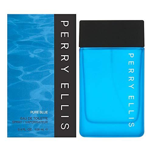 Perry Ellis Perry Ellis Pure Blue Men 3.4 oz EDT Spray
