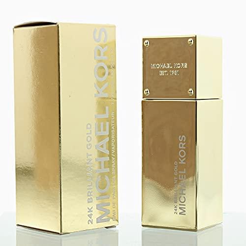 Michael Kors 24k Brilliant Gold Eau de Parfum Spray for...