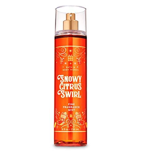 Bath and Body Works Snowy Citrus Swirl Fine Fragrance...