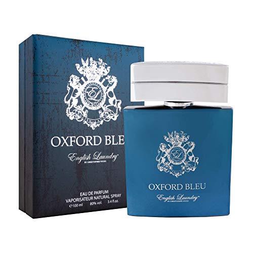 English Laundry Oxford Bleu Eau de Parfum, 3.4 Fl Oz