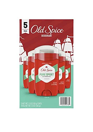 Old Spice Pure Sport Deodorant (3.0 oz 5 pk.)
