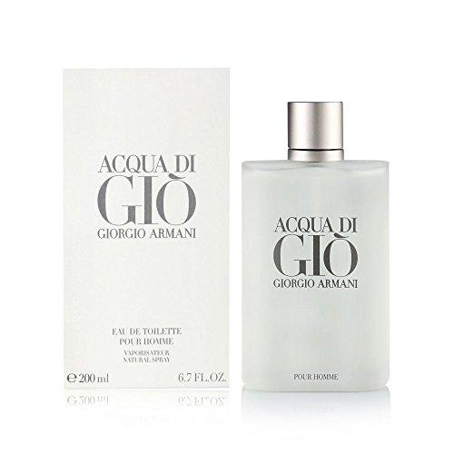 Acqua di Gio by Giorgio Armani for Men Eau de Toilette...