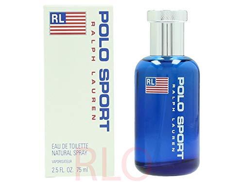 Ralph Lauren Polo Sport Eau de Toilette Spray for Men,...