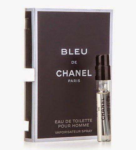 Chanel Bleu De Chanel Men Edt Spray Vial 1.5ml trial...