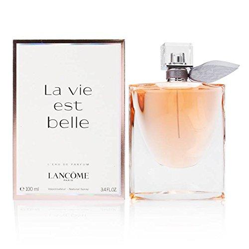 Lancôme La Vie Est Belle L'Eau de Parfum Spray, 3.4...