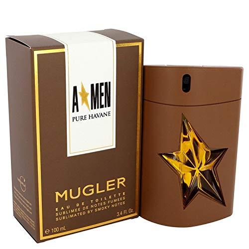 Thierry Mugler Eau de Toilette Spray, Angel Men Pure...