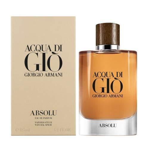 Acqua Di Gio Absolu Cologne by Giorgio Armani EDP Spray...