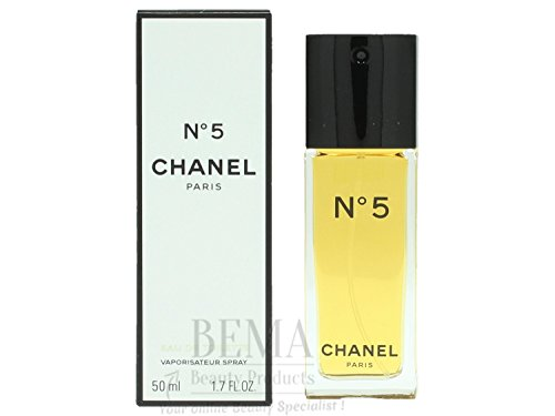 Chanel No.5 Eau De Toilette Spray Non-Refillable -...
