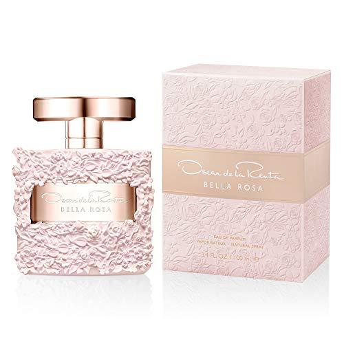 Oscar De La Renta Bella Rosa Eau De Parfum, 3.4 Fl Oz