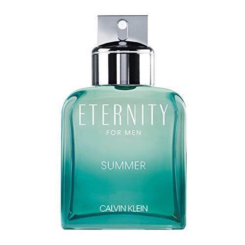 Calvin Klein Eternity Summer Eau de Toilette for Men,...