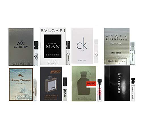 Men's cologne sampler set - ALL High end Designer...