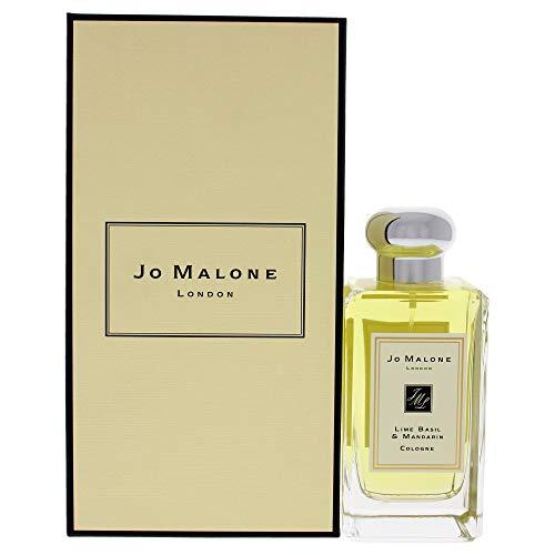 Jo Malone Lime Basil & Mandarin Cologne Spray, clear,...