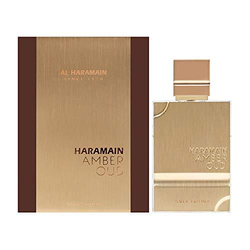 Haramain Amber Oud Gold Edition Eau De Parfum 2.0 oz