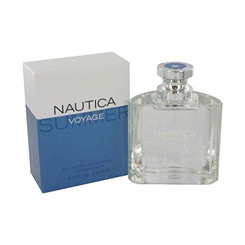 Nautica Voyage Summer for Men Eau-de-Toilette Spray,...