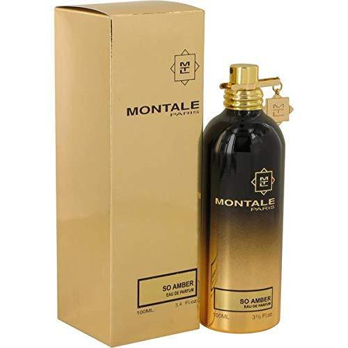 MONTALE So Amber Eau de Parfum Spray, 3.3 Fl Oz