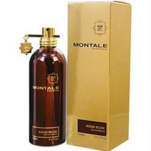 MONTALE Aoud Musk Eau de Parfum Spray, 3.3 Fl Oz