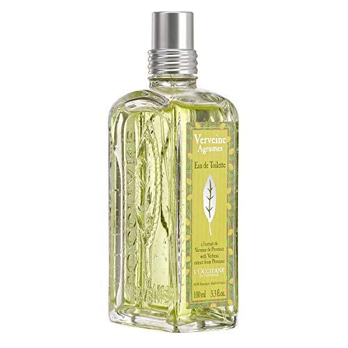 L'Occitane Crisp Citrus Verbena Eau de Toilette Spray,...
