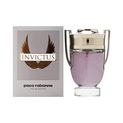Invictus by Paco Rabanne for Men 3.4 oz Eau de Toilette...
