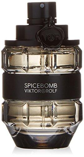 Viktor & Rolf Spicebomb Eau De Toilette Spray for Men,...