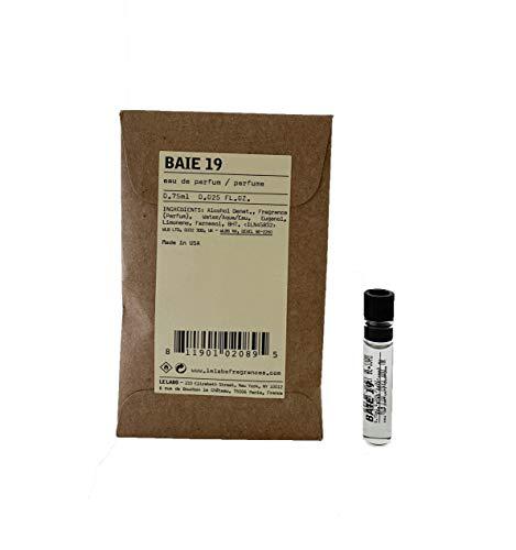 Le Labo Baie 19 Eau de Parfum 0.025 Ounce Sample