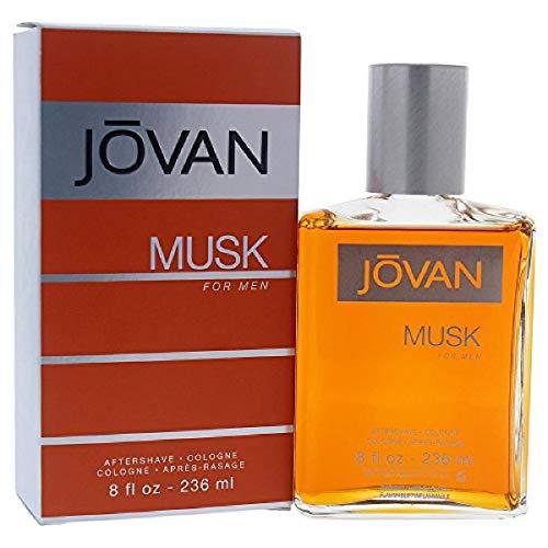 Jovan Musk for Men, After Shave Cologne, 8 fl. oz,...