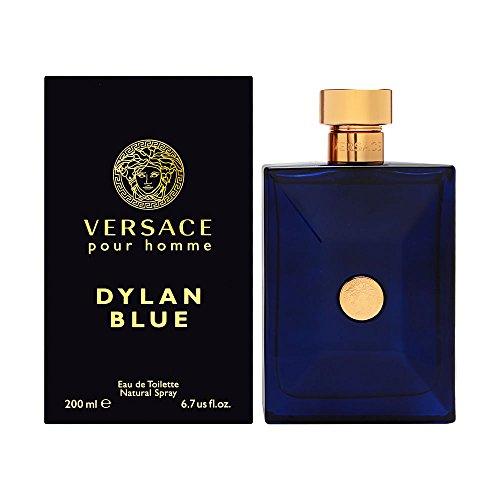 VERSACE Dylan Blue Pour Homme Eau De Toilette Spray Box...