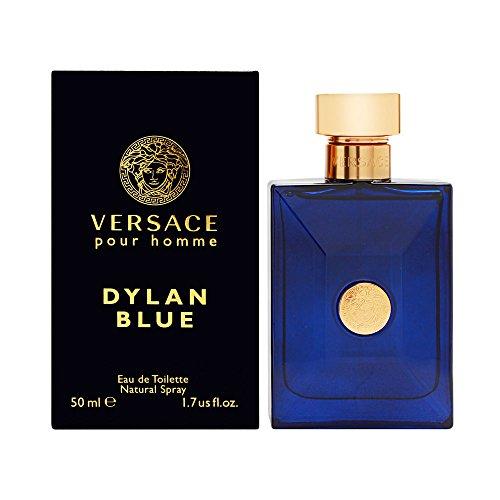 Versace Pour Homme Dylan Blue for Men 1.7 oz Eau de...