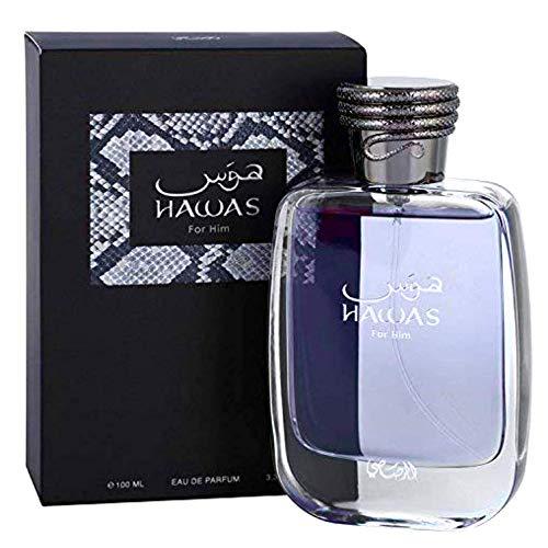 Hawas for Men EDP - Eau De Parfum 100ML (3.4 oz) |...