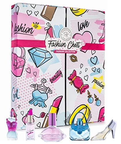 Girls Perfume Body Mist Fragrance Gift Set - 5 Piece...