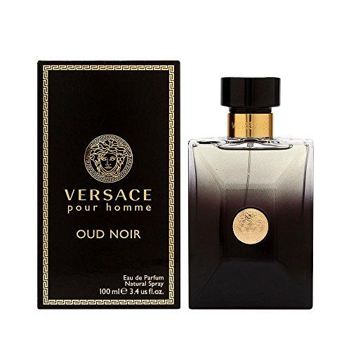Versace Pour Homme Oud Noir 3.4 oz Eau de Parfum Spray