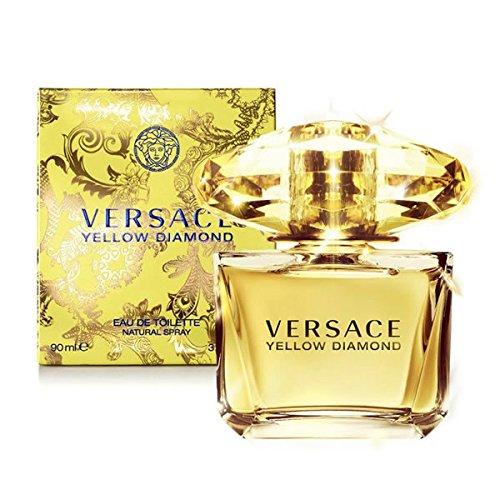 Yellow Diamond FOR WOMEN by Versace - 3.0 oz EDT Spray