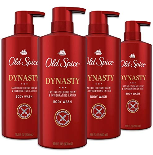 Old Spice Body Wash for Men, Aluminum Free, Dynasty...