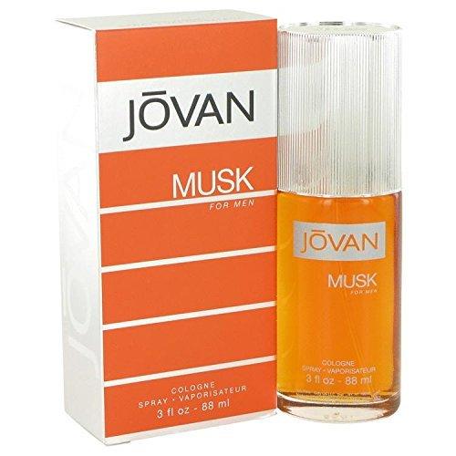 JOVAN MUSK by Jovan Cologne Spray 3 oz