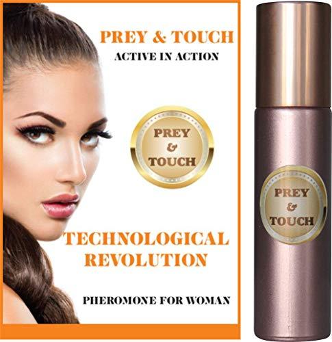 Prey&Touch Pheromone Perfume for Women 0.34 Fl. Oz...