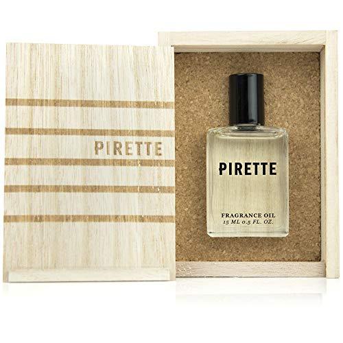 PIRETTE Perfume Oil for Women – Beach Inspired...