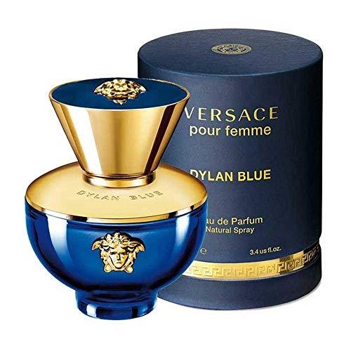 Versace Dylan Blue Pour Femme for Women Eau De Parfum...