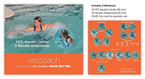 2 Water Workouts HIIT Aquatic Cardio & Noodle...