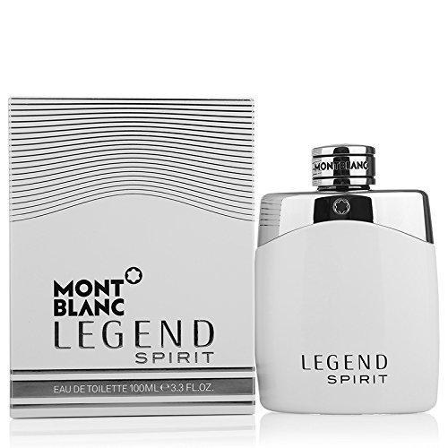 Mont Blanc Mont Blanc Legend Spirit Eau de Toilette...