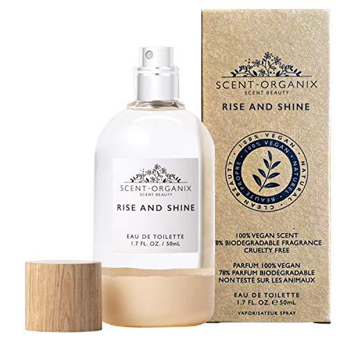 Scent-Organix Perfume | RISE & SHINE | A Vibrant...