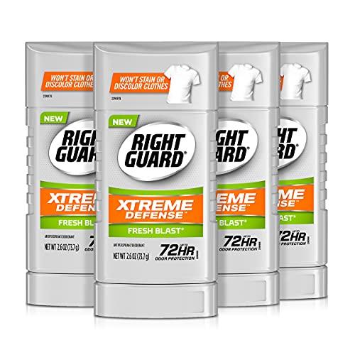 Right Guard Xtreme Defense Antiperspirant Deodorant...