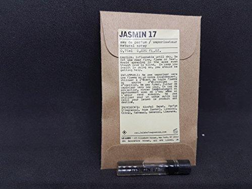 Le Labo Jasmin 17 Eau de Parfum 0.75 ml 0.025 oz Vial...