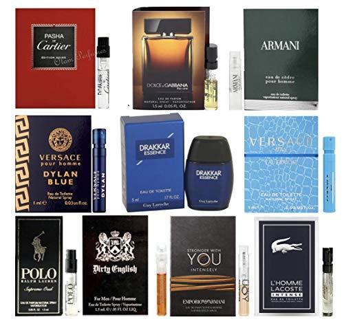 Men's Cologne Collection Men's Designer Fragrance...