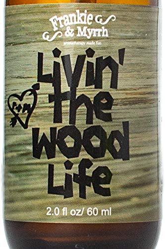 Livin' The Wood Life | Patchouli, Vanilla, Cedar...