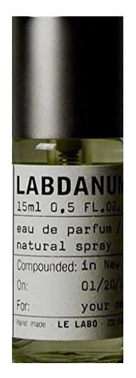 LE LABO LABDANUM 18 cologne